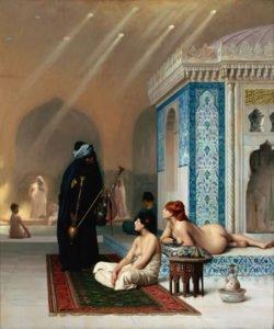 Shisha rauchen vor 1500 Jahren