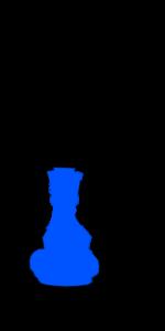 Shisha Aufbau Bowl